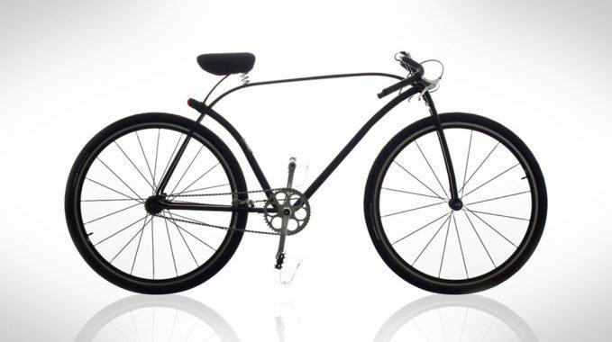 Découvrez le Fixed Cykel Pilen, le fixie réalisé par Addi
