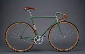 Magnifique fixie Grass Towend Racer de Cycles Towsend