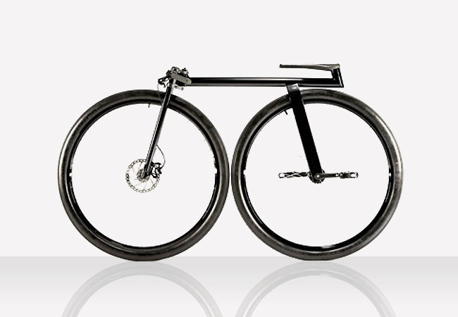 Inner City Bikes propose le Minimal Bicycle Singlespeed