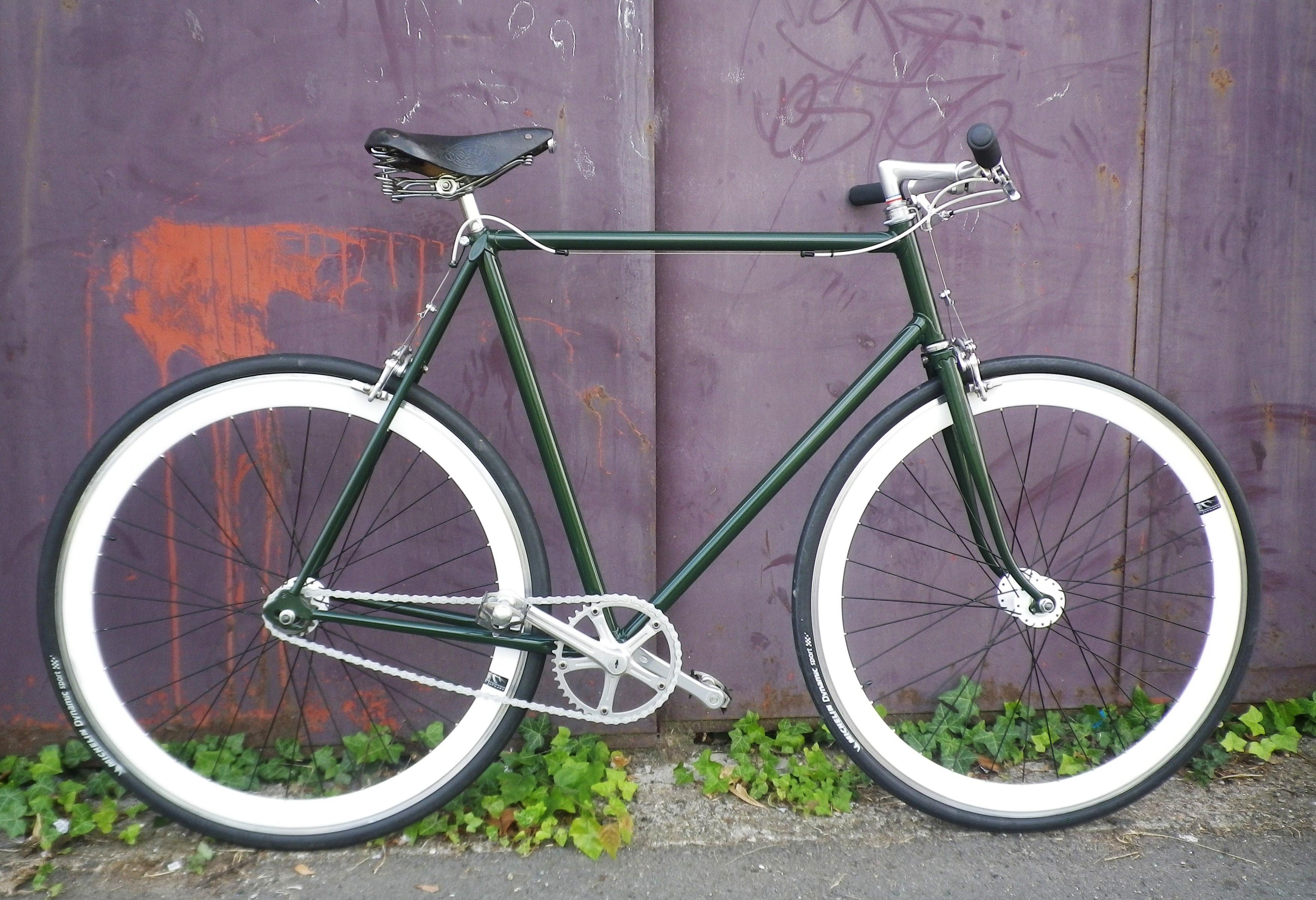 Clavette de vélo pour pédalier 8,7 mm 40 mm rétro bicyclette fabriqué en France