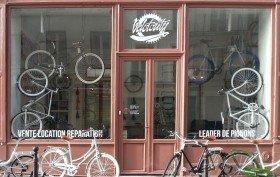 Vélotority, atelier et web shop pour les fans de fixie à Paris