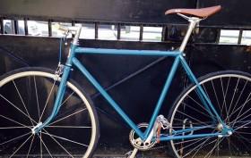 Jeannot le vélo Peugeot en mode singlespeed
