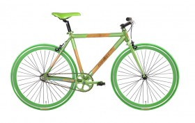 EcoForce 1 le fixie singlespeed en bois de GreenStar Bikes