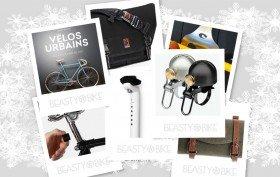 De bonnes idées de cadeaux de Noël avec Beasty Bike