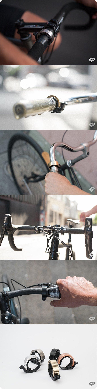 """""""Oi"""", la sonnette qui ne ressemble pas à une sonnette de vélo"""