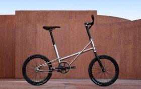 Vélo fixie urbain Castro M-1