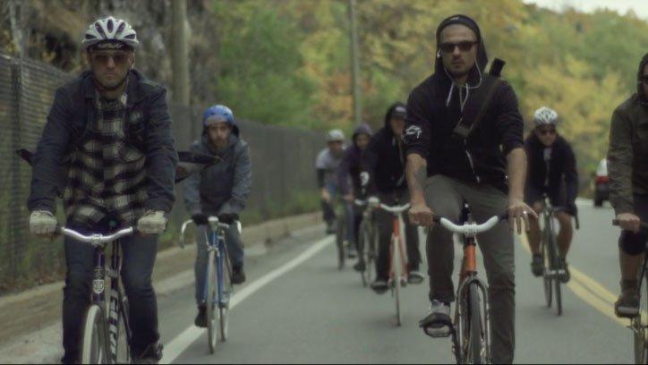 I Bike, court-métrage sur la scène fixie de Montréal