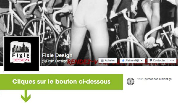 facebook fixie design