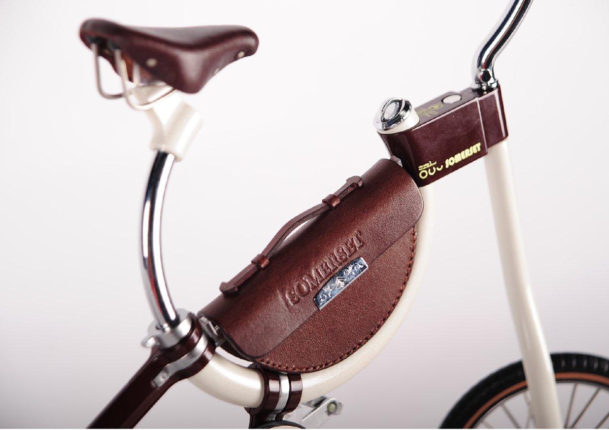 somerset-conSomerset, le concept bike fixie pliable et design !