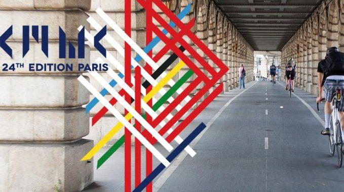 24ème édition des championnats du monde de coursiers à Paris