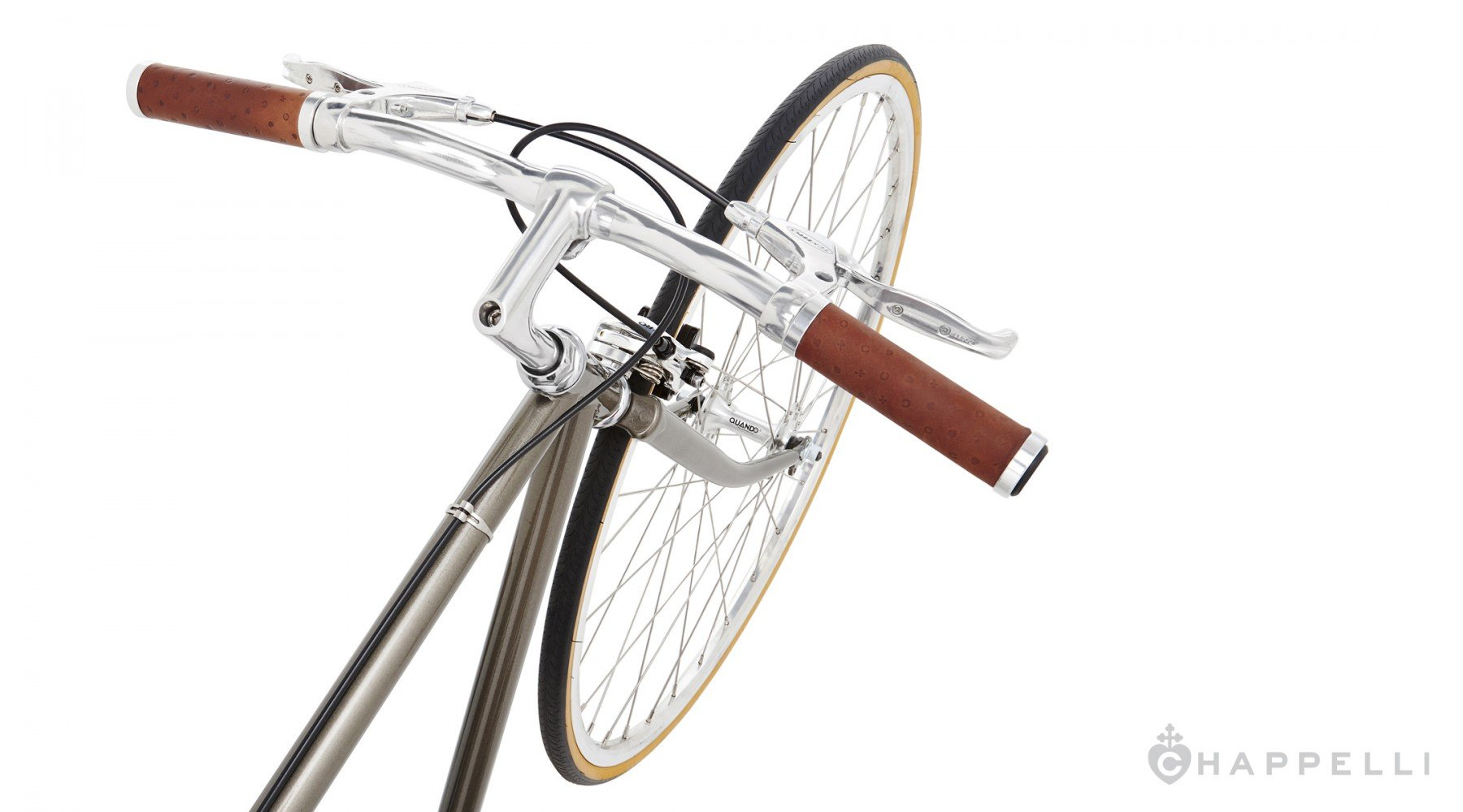 Chappelli présente son nouveau fixie vintage Pistola