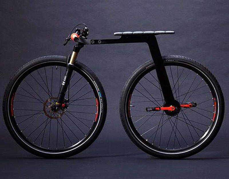 Minimal City Bike, un fixie pas comme les autres