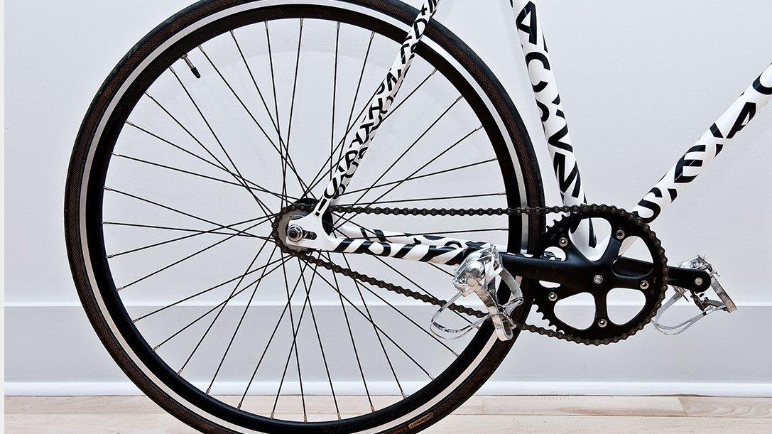 Le pignon fixe The Type Bike du canadien Juan Madrigal