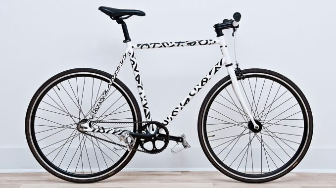 Le pignon fixe The Type Bike du canadien Juan Madrigal