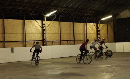 Il est possible de faire du Bike Polo à Bordeaux !