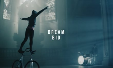 Dream big and you can fly Nicole Frýbortová