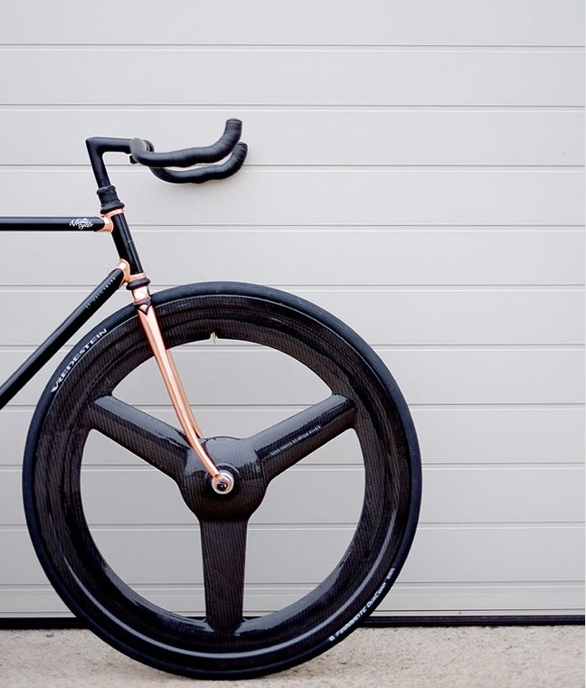 Le Vicious Cycle, un fixie made in Afrique du Sud