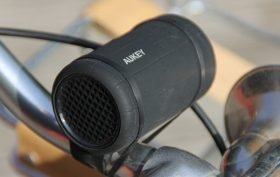Enceinte bluetooth Aukey SK-M15 pour votre vélo