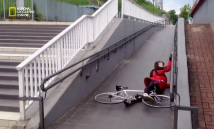 Comment conduire un fixie par National Geographic France ?