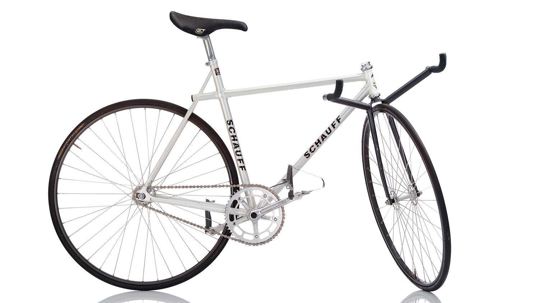 Découvrez le pignon fixe Schauff Aero de 1980