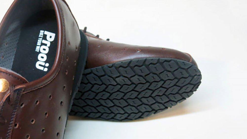 Découvrez le chaussures Proou Toscana pour cycliste