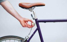 Copenhagen Parts présente les lampes Magnetic Bike Light