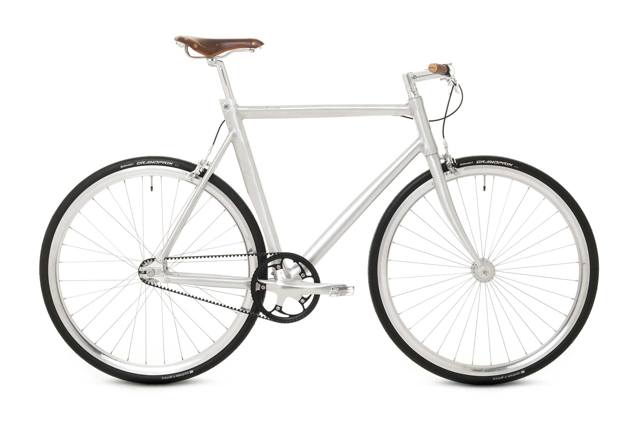 Schindelhauer, fabricant de vélos urbain à courroie