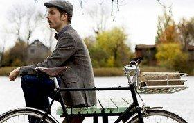 Le Bike Porter de Copenhagen Parts, le porte bagage urbain