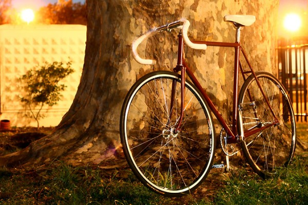 Fixie NeverTheLens from Maxime de Bordeaux