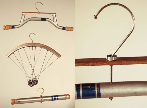 que faire avec des cintres beautiful faons de faire un. Black Bedroom Furniture Sets. Home Design Ideas