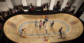 Red Bull Mini Drome Edinburgh 0