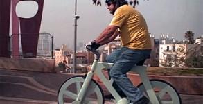 Izhar-Cardboard-Bike