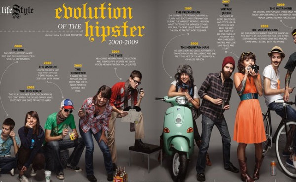 Et vous, hipster ou pas hipster ?