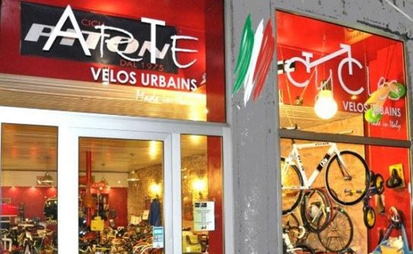 Arte Cycles un fixie shop lyonnais