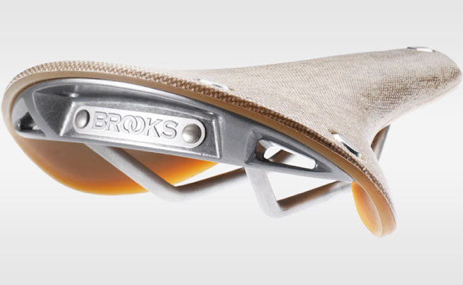 La selle Brooks Cambium C17