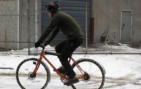 """Des chaînes à neige """"maison"""" pour votre bike !"""