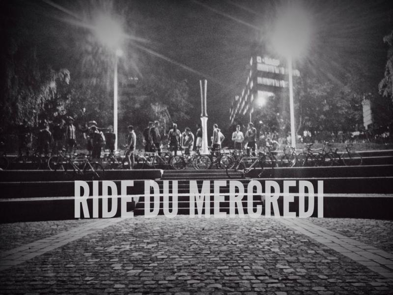 ride du mercredi paris