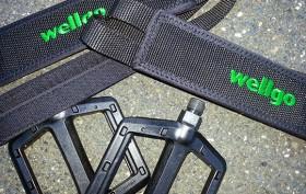 Un kit disponible avec les pédales et les straps pour votre fixie !