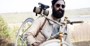 Fixie l'Atelier de l'armée et Smog Bicyclettes