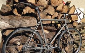 Pignon fixe  de Flavien , un Motobécane sur Grenoble
