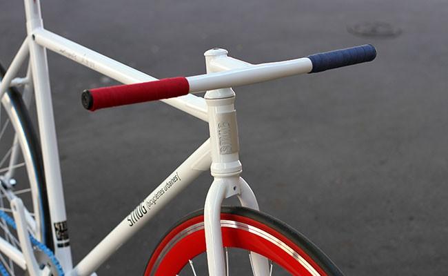 Fixie Smog Bicyclettes Metropolis Clairefontaine