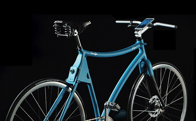 Samsung Smart Bike, le vélo connecté !