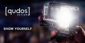 L'éclairage [qudos] Knok pour votre GoPro