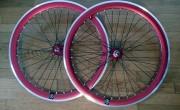 Les paires de roues flip/flop Fabrik Cycles