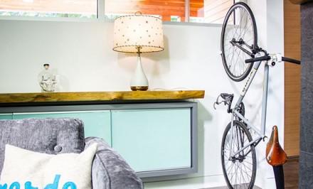 Le Clug, l'accessoire pour fixer votre vélo partout
