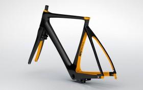Le tout nouveau cadre Fabike à entraxe modulable