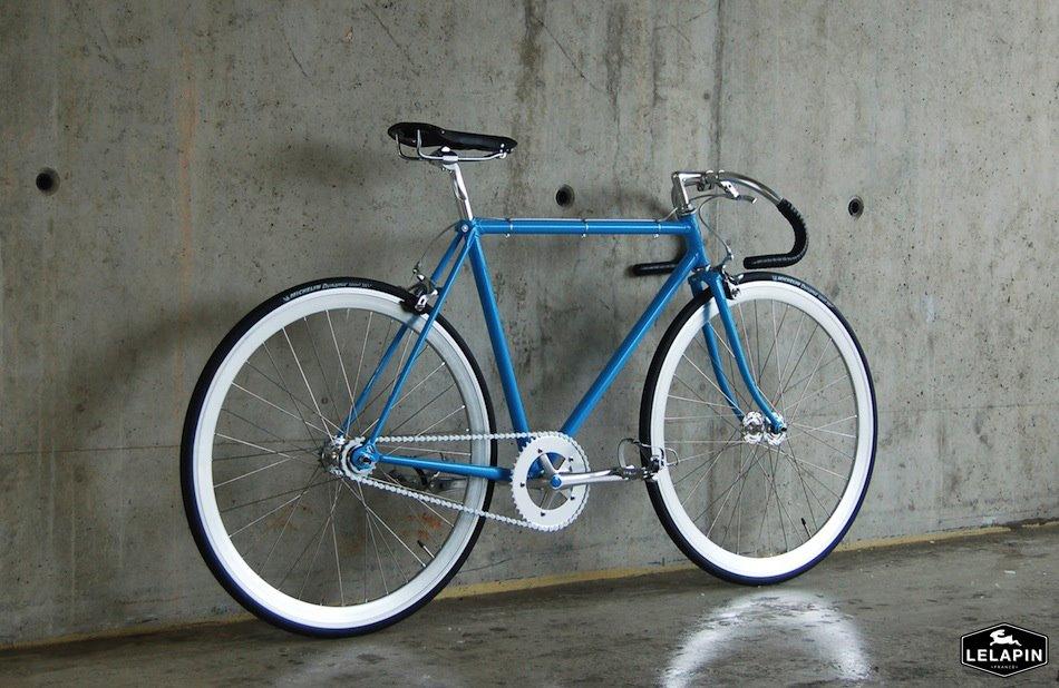 """Découvrez """"Joel&quot, la dernière création de Cycles Lelapin"""