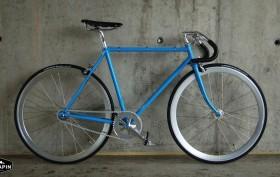 """Découvrez """"Joel"""", la dernière création de Cycles Lelapin"""