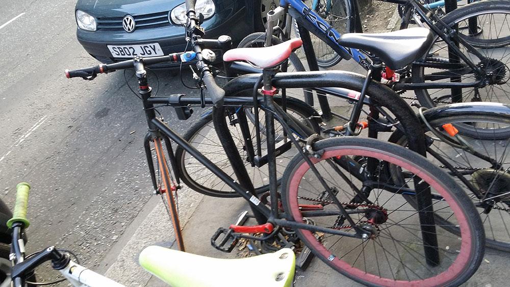 Le vélo urbain n'est pas mort à Londres