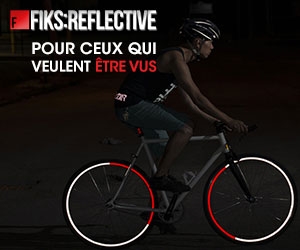 Fiks Reflective Vertus Bike